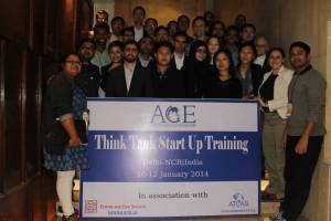 Think Tank Start Up Training